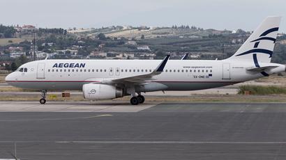 Aegean - Der Griechische Airline